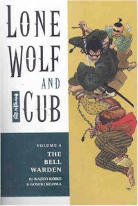 Lone Wolf & Cub Graphic Novel Vol. 04