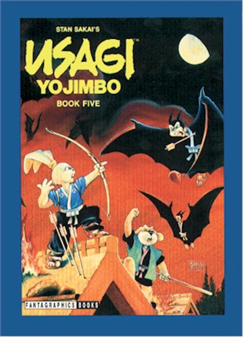 Usagi Yojimbo Vol. 05 Lone Goat and Kid