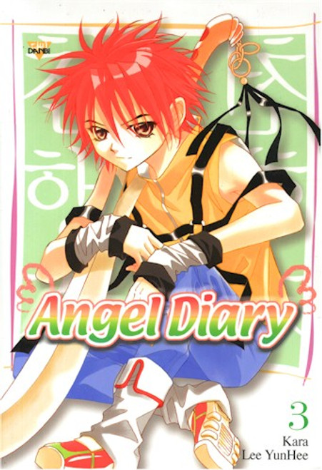 Angel Diary Graphic Novel 03
