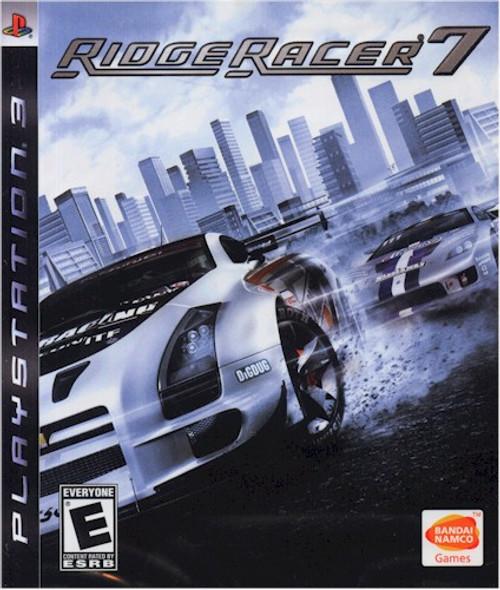 Ridge Racer 7 (PS3) (Used)