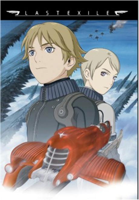 Last Exile DVD Vol. 03