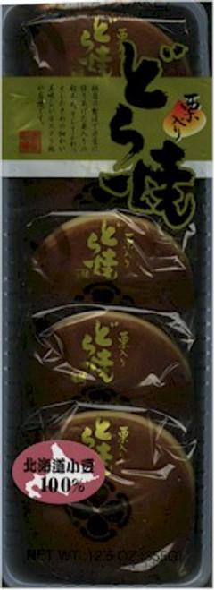 Kotobuki Kuriiri Dorayaki (Red Bean Wheat Cake)