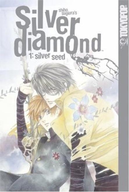 Silver Diamond Graphic Novel 01