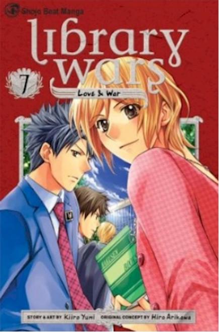 Library Wars: Love & War Graphic Novel 07