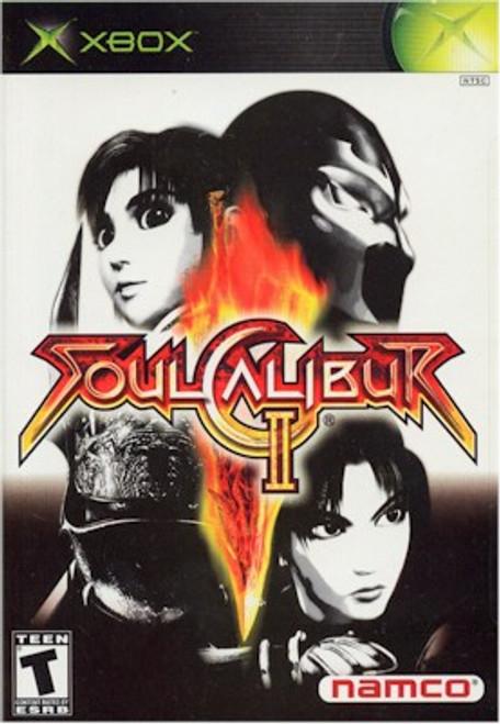 Soul Calibur II (XBOX) (Used)