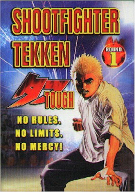 ShootFighter Tekken DVD Round 01