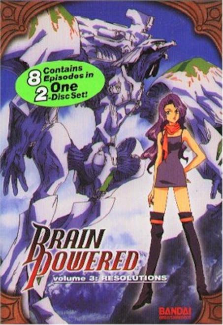 Brain Powered DVD Vol. 3