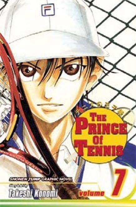 Prince of Tennis Graphic Novel 07