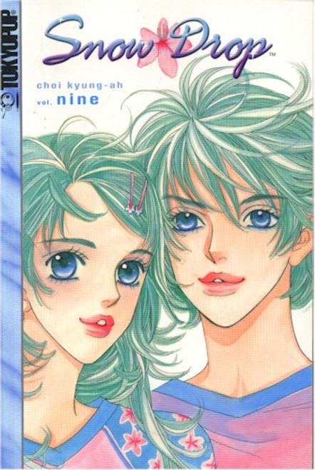 Snow Drop Graphic Novel Vol. 09
