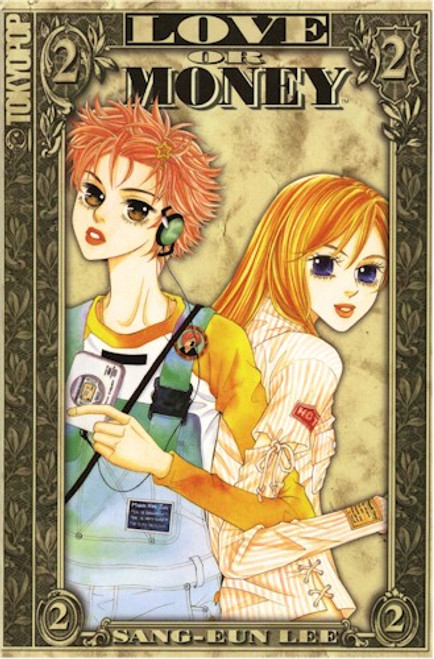Love or Money Graphic Novel 02 (Used)
