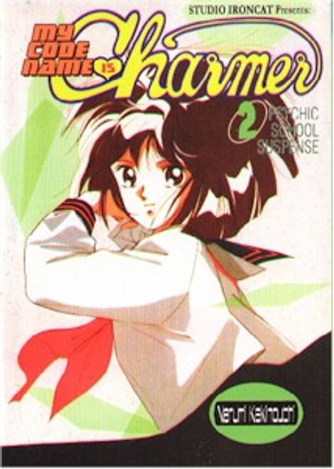 My Codename is Charmer Graphic Novel Vol. 02