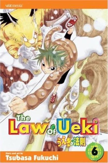 Law of Ueki Graphic Novel 06
