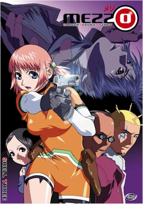 Mezzo DVD Vol. 03 (Used)