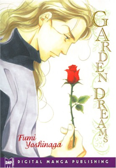 Garden Dreams Graphic Novel