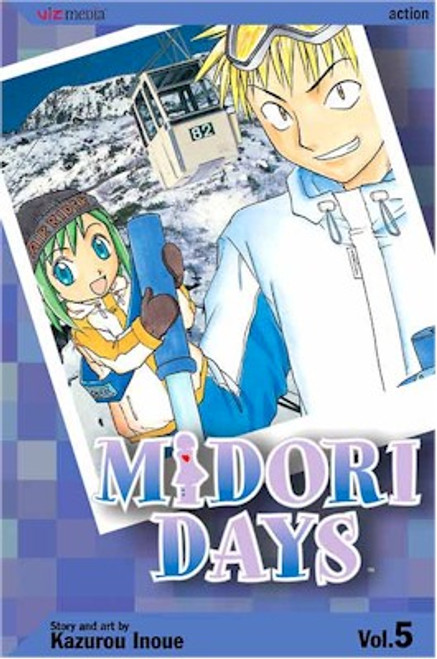Midori Days Graphic Novel 05