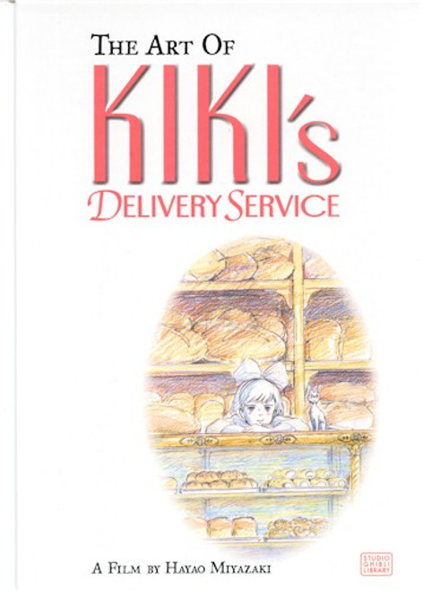 The Art of Kiki's Delivery Service Art Book (HC)