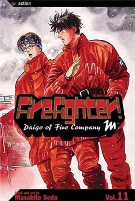 Firefighter! Daigo of Fire Company M GN 11