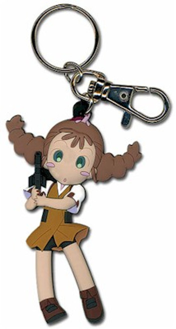 Gun Sword Keychain Style #3863