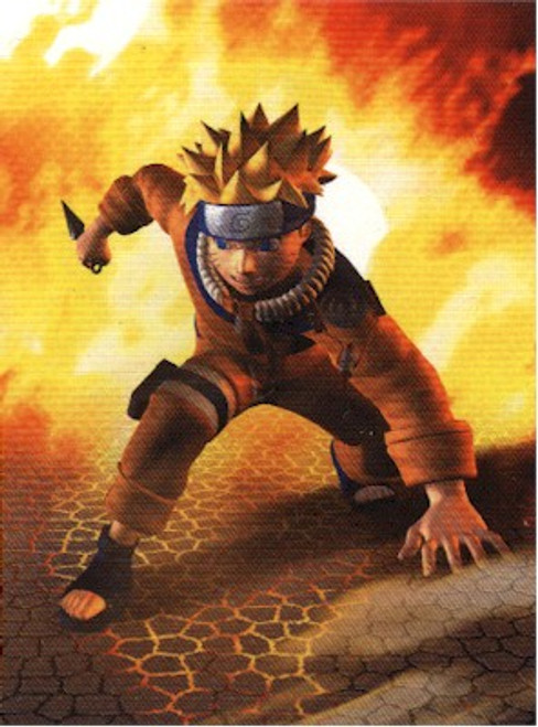 Naruto Wallscroll #363