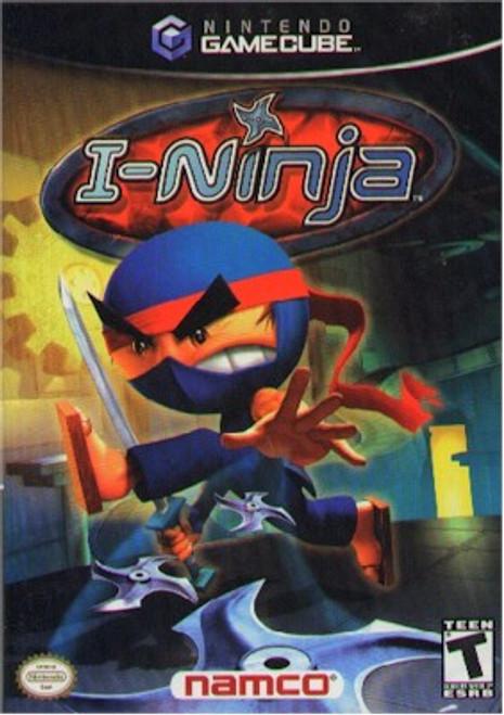 I-Ninja (GC) (Used)