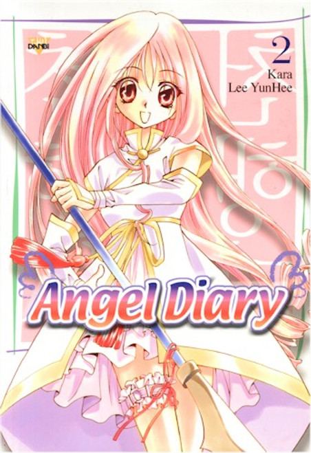 Angel Diary Graphic Novel 02
