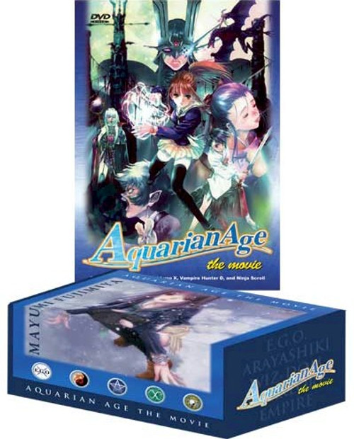 Aquarian Age DVD The Movie Limited Edition