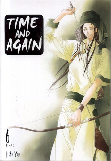 Time and Again Graphic Novel 06