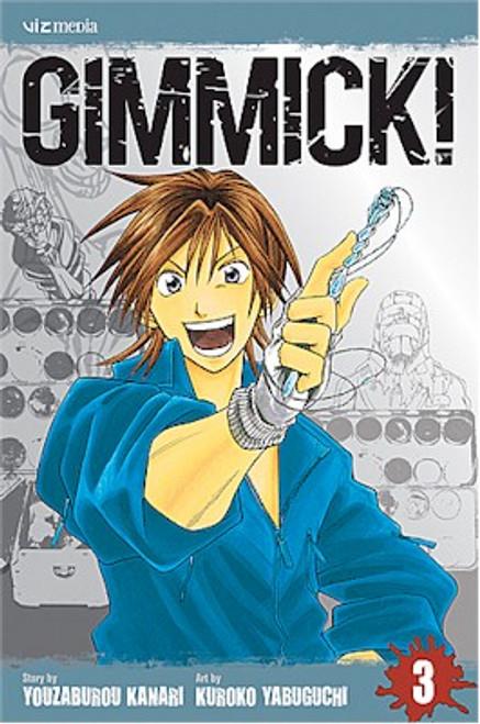 Gimmick! Graphic Novel 03