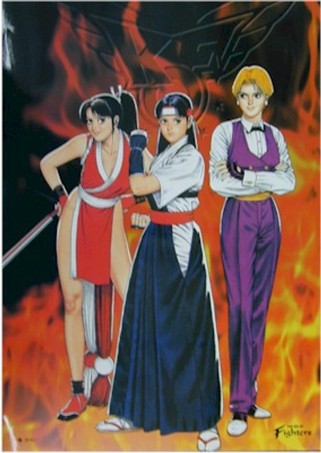King of Fighters Poster #2665
