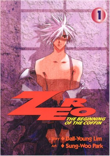 Zero Graphic Novel 01
