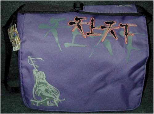 Tenjho Tenge Maya Messenger Bag (Blue)