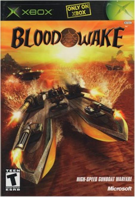 Blood Wake (XBOX)