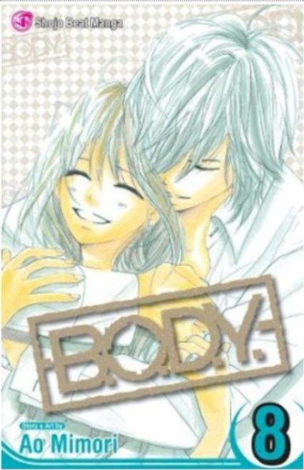 B.O.D.Y. Graphic Novel 08
