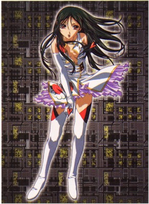 Kiddy Grade Wallscroll #021