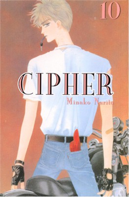 Cipher Graphic Novel 10