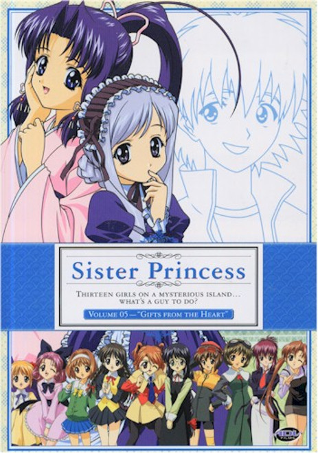 Sister Princess DVD Vol. 05