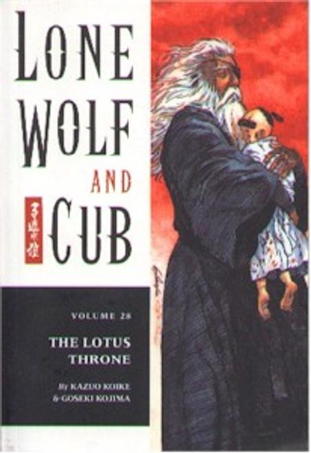 Lone Wolf & Cub Graphic Novel Vol. 28