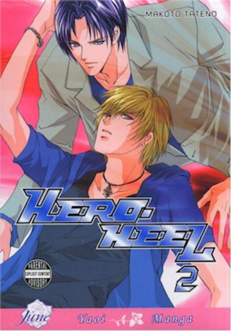 Hero Heel Graphic Novel 02