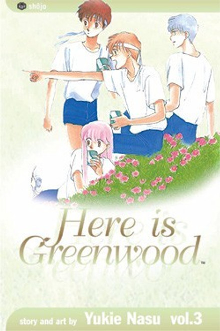 Here is Greenwood Graphic Novel 03