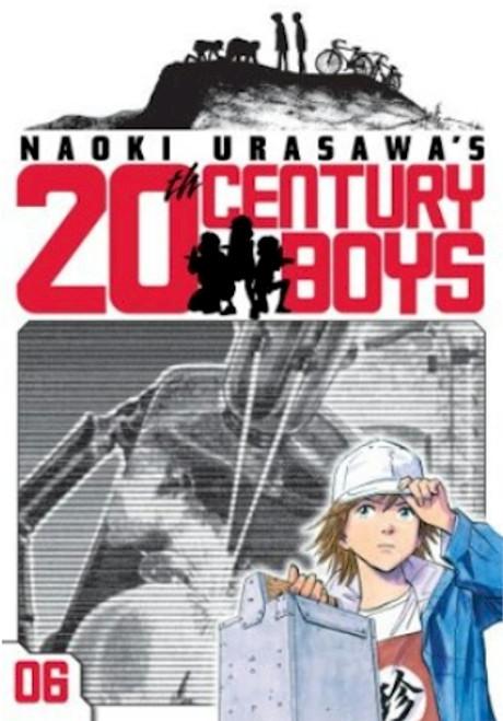 20th Century Boys Graphic Novel 06