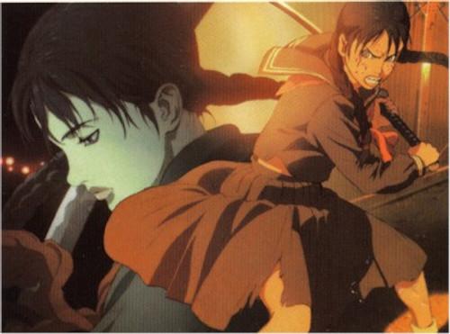 Blood The Last Vampire Wallscroll #262