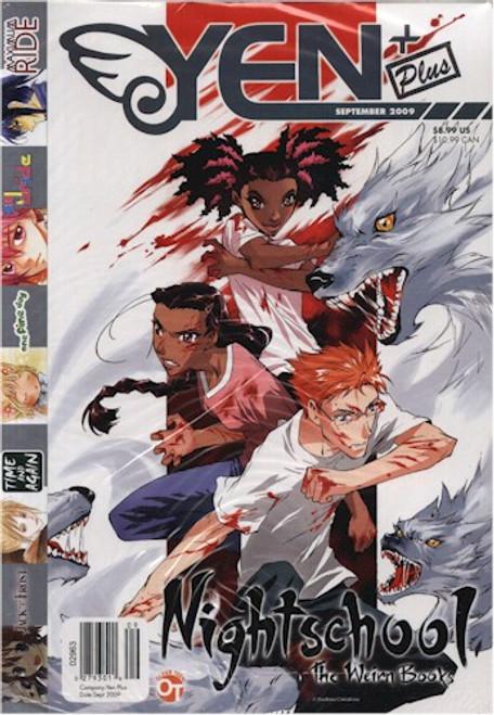 Yen Plus Magazine Graphic Novel 14 September 2009