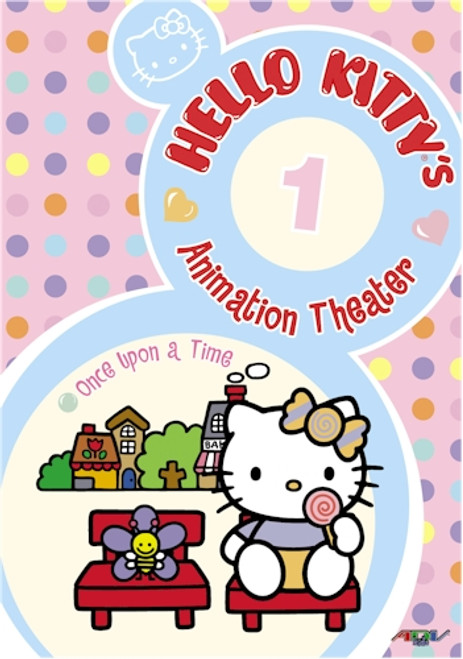 Hello Kitty's Animation Theater DVD 01 Once Upon A Time