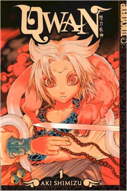 Qwan Graphic Novel Vol. 01