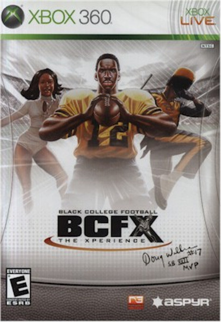 Black College Football BCFX The Xperience (XBOX 360)