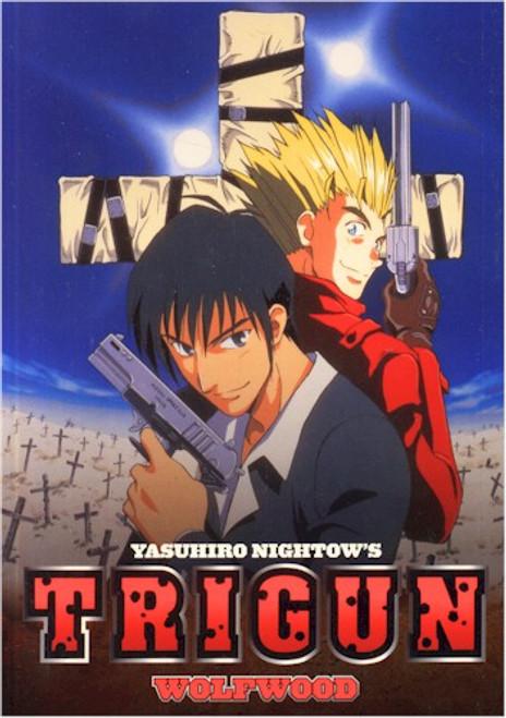 Trigun Anime Manga Vol. 02