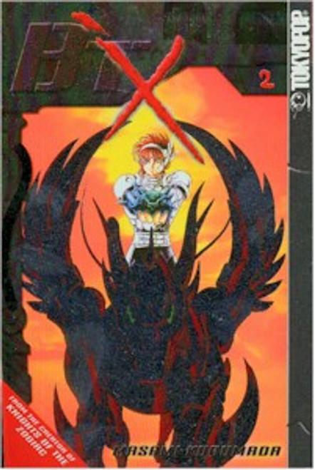 B'TX Graphic Novel Vol. 02