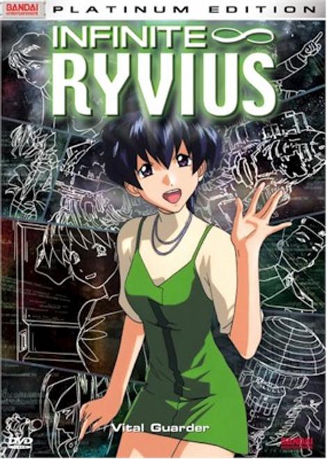 Infinite Ryvius DVD Vol. 02 (Used)
