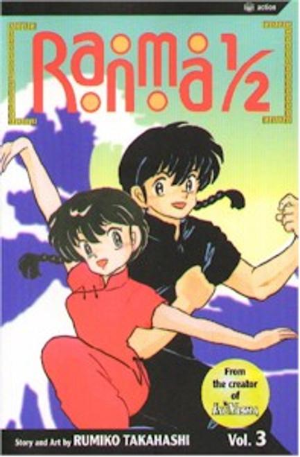 Ranma 1/2 2nd Edition Graphic Novel Vol. 03