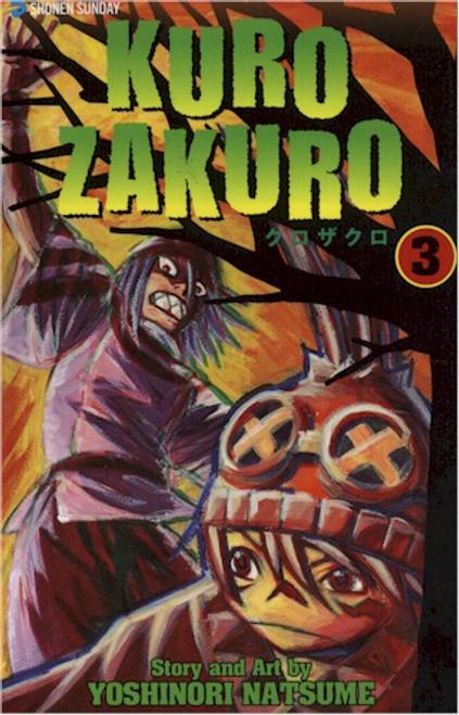 Kurozakuro Graphic Novel 03